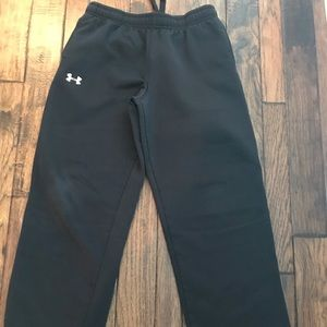 Black Under Armour pants - size large